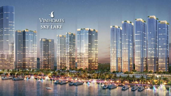Vinhomes Sky Lake Apartment