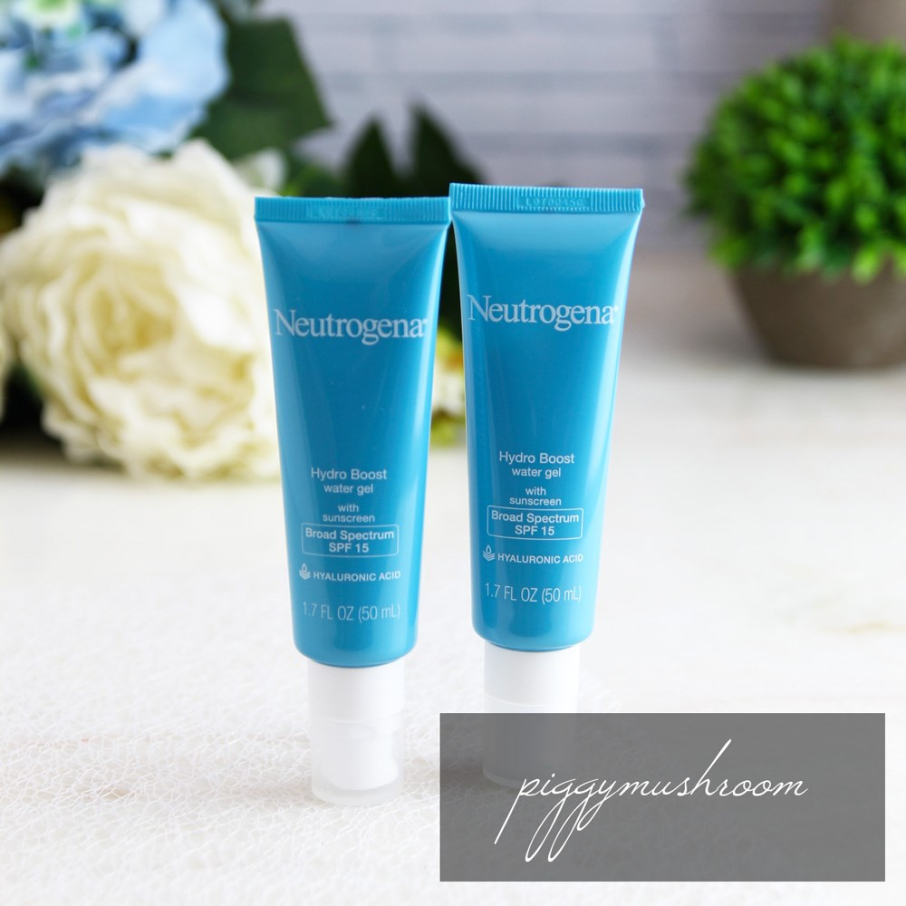 Gel dưỡng ẩm ‪‎Neutrogena‬ Hydro Boost Water Gel with Sunscreen SPF 15