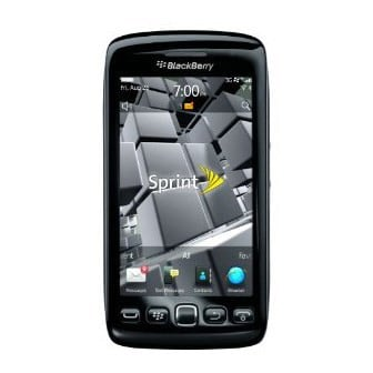 BlackBerry Torch 9850 Sprint