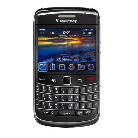 BlackBerry Bold 9700 hàng Video Tron