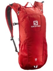 Salomon Trail 10 Backpack (S) Red