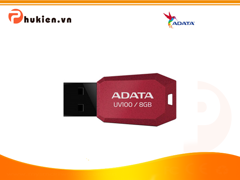 USB Adata UV100 8Gb - Red