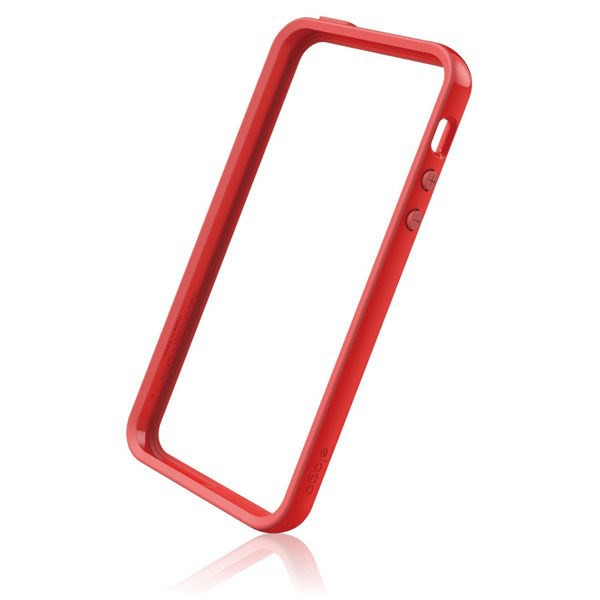 Vỏ iPhone 5/5S Elago Bumper (Red)