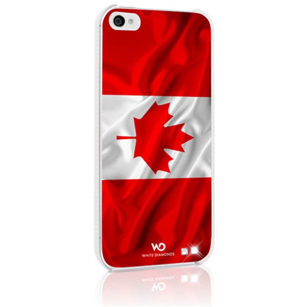 Vỏ iPhone 5 WD Flag (Canada)