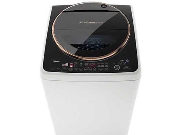 Máy giặt lồng đứng Toshiba AW DME1700WV 16kg Inverter
