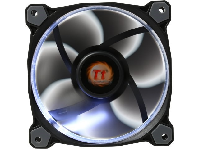Thermaltake Ring Fan White 12mm