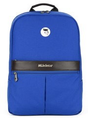 Mikkor The Elvis Backpack (M) Royal Blue