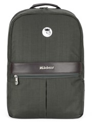 Mikkor The Elvis Backpack (M) Charcoal