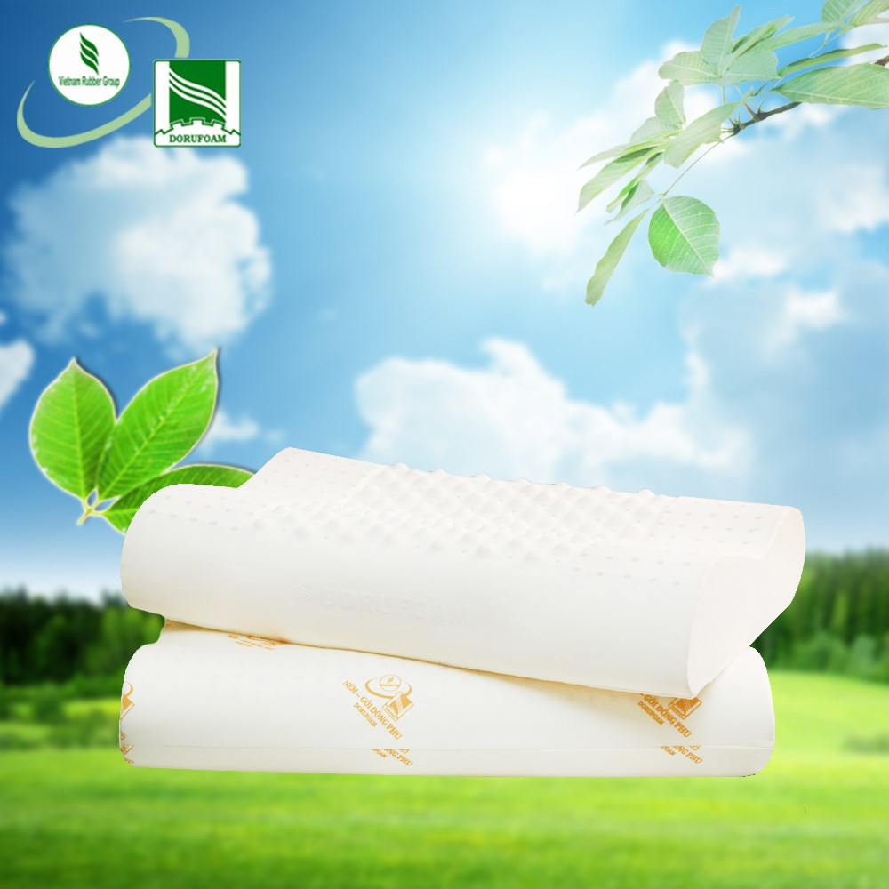 Massage Ripples Pillow (40 X 60 X 11 Cm)