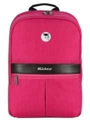 MikkorThe Elvis Backpack (M) Pink