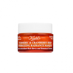 MẶT NẠ KIEHL'S TURMERIC & CRANBERRY SEED ENERGIZING RADIANCE MASQUE