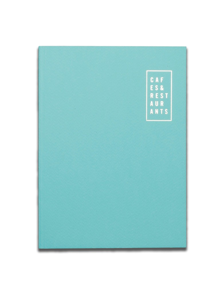 Cafes & Restaurants Notebook