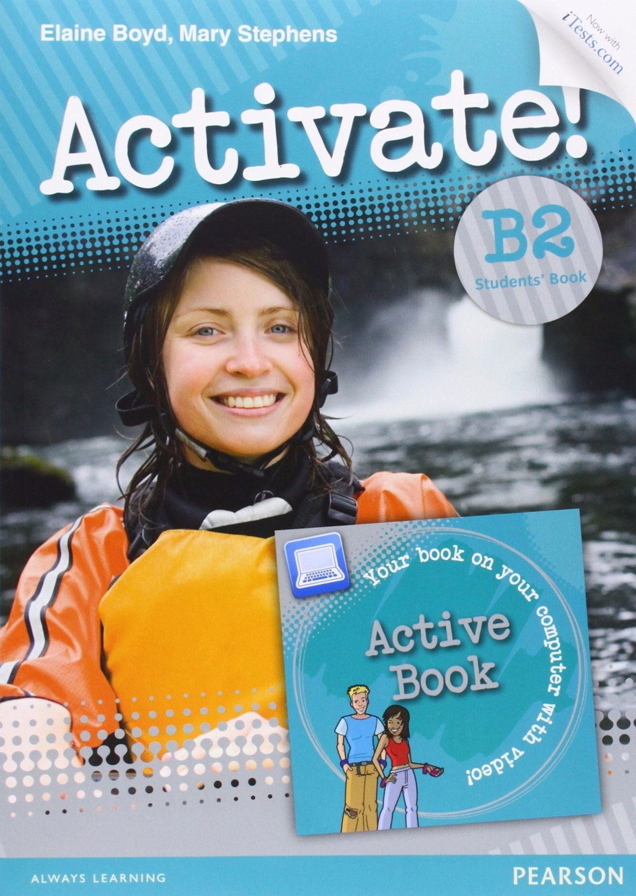 Activate! B2: Student Book with Access Code and Active Book