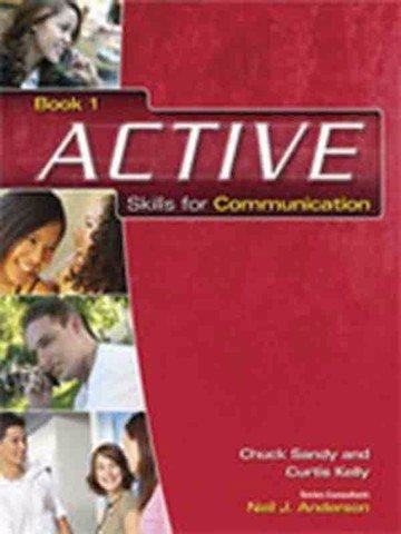 Active Skills For Communication 1: Class Audio CD