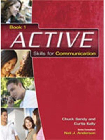 Active Skills For Communication 1: Student Book
