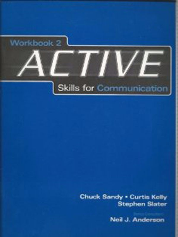 Active Skills For Communication 2: Workbook