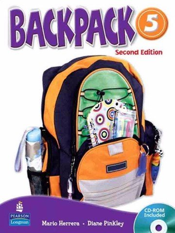 Backpack (2 Ed.) (5 - 6): Picture Cards