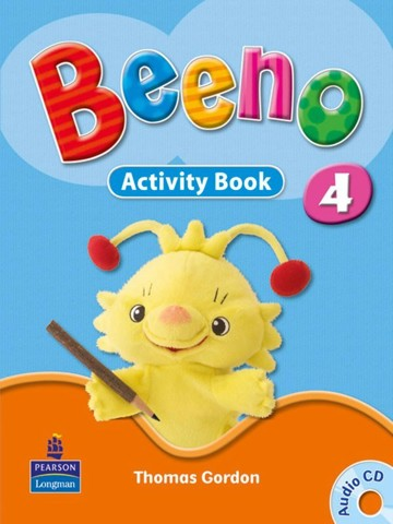 Beeno 4: Activity Book with Audio CD