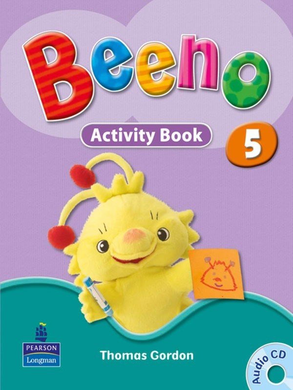 Beeno 5: Activity Book with Audio CD