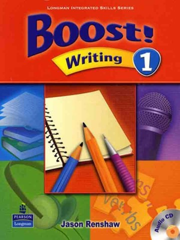 Boost! Writing 1: Student Book with CD