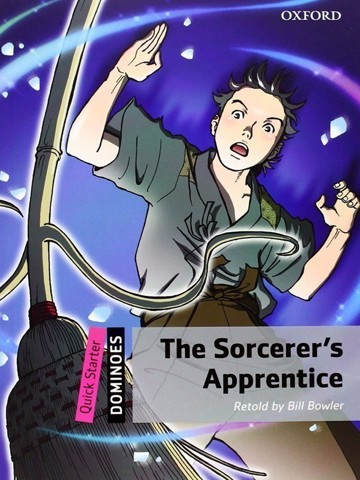 Dominoes Quick Starters: The Sorcerer's Apprentice MultiROM pack
