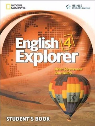 English Explorer 4: Student Book