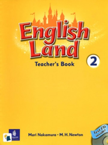English Land 2: Teacher Book