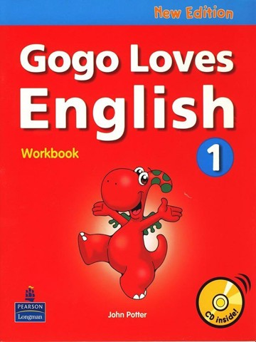 Gogo Loves English 1: Workbook with CD