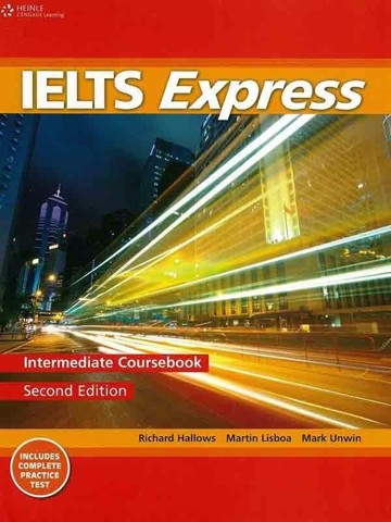 IELTS Express (2 Ed.) Intermediate: Student Book