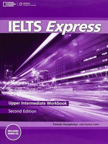 IELTS Express (2 Ed.) Upper-Intermediate: Workbook with Audio