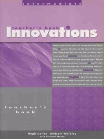 Innovations Intermediate: Teacher Book