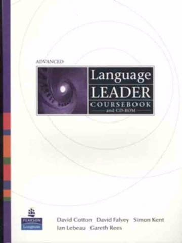 Language Leader Adv: Coursebook with CD-Rom