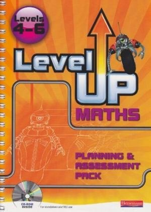 Level Up Math Level 4-6