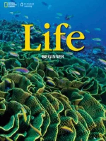 Life Beginner: Student book with DVD