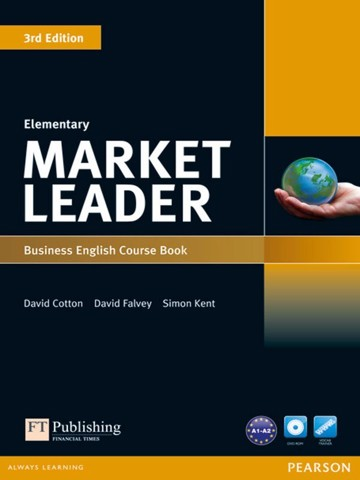 Market Leader ( 3 Ed.) Ele: Course Book with DVD-ROM