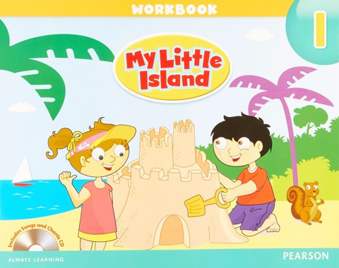My Little Island (Ame) 1: Workbook with Audio CD