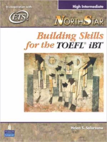 Northstar For TOEFL IBT High-Inter: Sb+Cd(2)