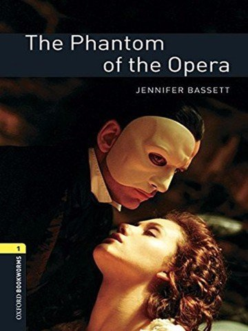 Oxford Bookworms Library 1: The Phantom of the Opera MP3 Pack
