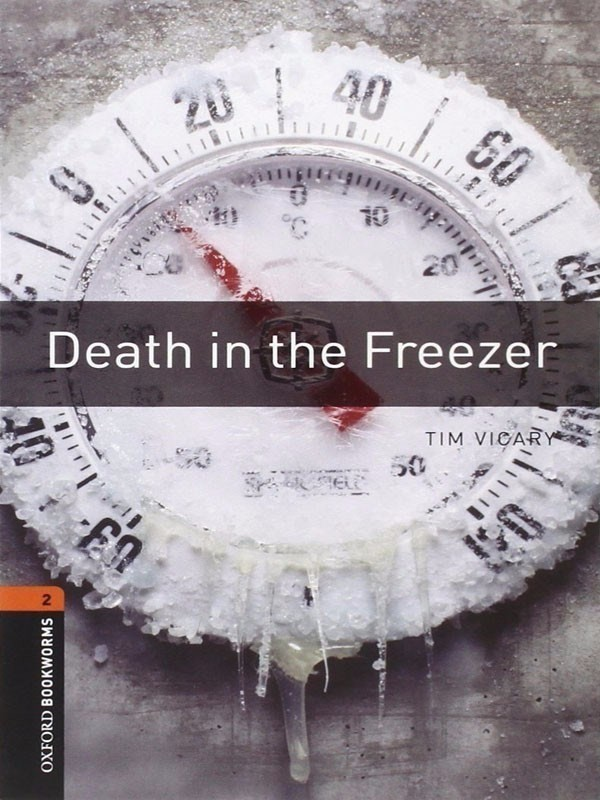 Oxford Bookworms Library 2: Death in the Freezer MP3 Pack