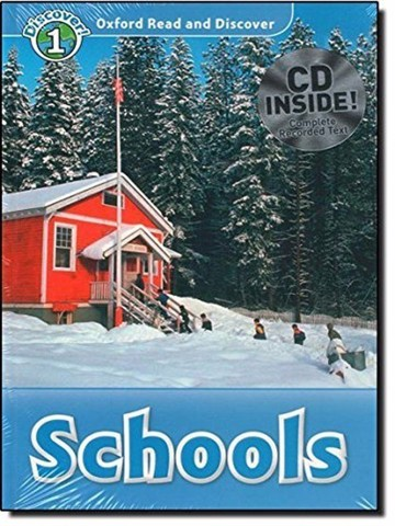 Oxford Read and Discover 1: Schools Audio CD Pack