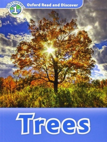 Oxford Read and Discover 1: Trees Audio CD Pack