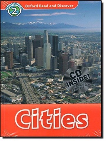 Oxford Read and Discover 2: Cities Audio CD Pack