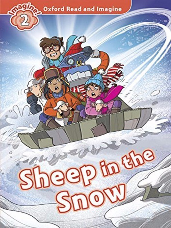 Oxford Read and Imagine 2: Sheep in the Snow Audio CD Pack
