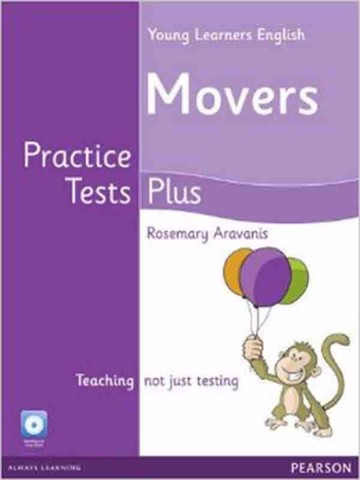 Practice Tests Plus Cambridge YLE Movers : Student book