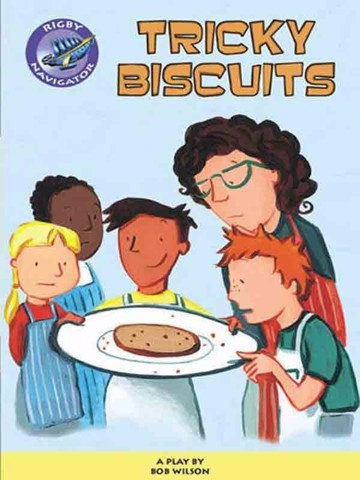 Tricky Biscuits (Rigby Navigation)