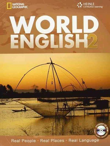 World English 2: Student Book with CD-ROM