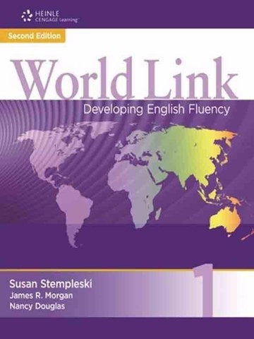 World Link (2 Ed.) 1: Student Book without CD