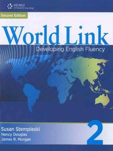 World Link (2 Ed.) 2: Student Book without CD