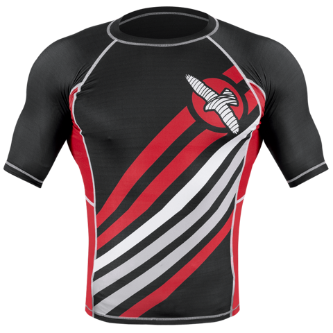 ELEVATE RASHGUARD SHORTSLEEVE