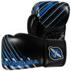 GĂNG TAY IKUSA CHARGED 12OZ GLOVES - BLACK/BLUE